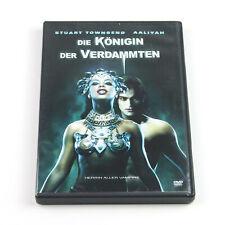 Die Königin der Verdammten - DVD - mit Aaliyah, Stuart Townsend - Vampire Horror