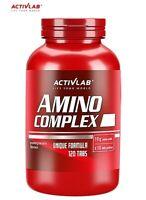 ACTIVLAB Amino Complex 120 TABLETS | Unique Formula Chicken Protein Amino Acid !
