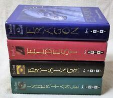 INHERITANCE CYCLE Compete 4 Book Set CHRISTOPHER PAOLINI HBDJ 1st Edition Eragon