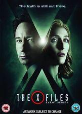 The X-Files – Event Series (Season 10) DVD Mystery Sci-fi Drama