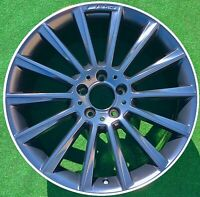 Factory Mercedes Benz C43 C450 Wheel AMG 19 in Genuine OEM 20540166007X71 85576