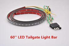 Rear LED 60'' Tailgate Light Strip Bar For Ford F-150 F250 F350 HD Pickup Car
