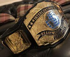 WWE/WWF Classic Intercontinental Heavyweight Wrestling Championship Belt