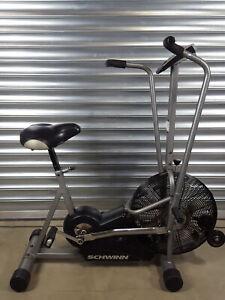Schwinn Airdyne Evolution Pro Interior Bicicleta de Ejercicio Gimnasio