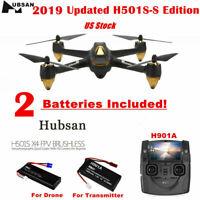 Hubsan H501S S X4 Drone FPV GPS 1080P HD Follow Me Brushless RC Quadcopter RTF