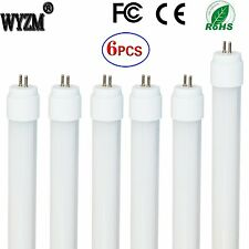 6Pack of 21 Inch 10W T5 LED Tube Light Replacement for F13T5/CW T5 Linear 4500K