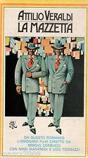 LIBRO=LA MAZZETTA=ATTILIO VERALDI=1° EDIZIONE BUR 1978