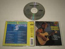 RAINHARD FENDRICH/COSA DU WILLST(ARIOLA/291 125)CD ALBUM