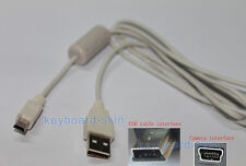 USB 5 pin Cable/Cord for canon PowerShot SX60 HS,SX600 HS,SX150 IS,SX160 Camera