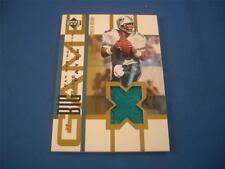 Dan Marino Upper Deck Piece of History 2002 Big Game Patch 24/25 Jersey BGJ-DM