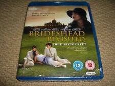 BRIDESHEAD REVISITED Directors Cut Edition BLURAY 2 DISC SET BRAND NEW & SEALED!