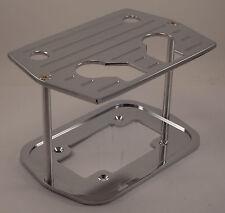 Optima Battery Tray Box Holder Aluminum GROUP 34/78 CHROME Ford Mustang Custom