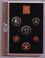 1978 STANDARD PROOF SET OF 6 COINS