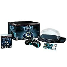 NEW Disney TRON Evolution Collectors Edition Sony PlayStation 3 Video Game Set