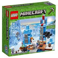 LEGO® Minecraft The Ice Spikes 21131