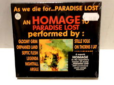 AS WE DIE FOR...PARADISE LOST  -  HOMAGE TO PARADISE LOST - CD NUOVO E SIGILLATO