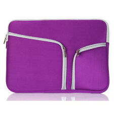 "11""13"" 15"" Laptop Bag Neoprene Sleeve Case Skin for MacBook Air White Pro Retina"