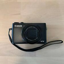 canon powershot g7 x 20MP 3