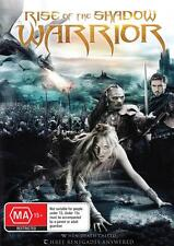 RISE OF THE SHADOW WARRIOR -  NEW & SEALED DVD - FREE LOCAL POST