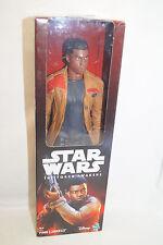 HASBRO Disney STAR WARS The Force Awakens GIANT Finn (JAKKU)  Figur 30cm B3910