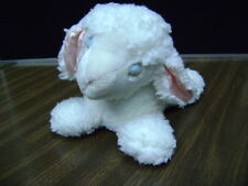 Eden White  Lamb Plush Toy Wind Up Musical Moves Head Mary Had A Little