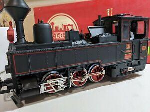 LGB 2071 D 0-6-2 Zillertal Bahn Steam Engine G-Gauge