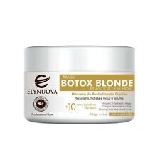 Elynuova BotoBlonde Hair Repair Pro-V Boto Plástica Capilar Treatment.