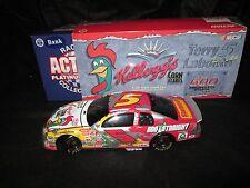 Action NASCAR 1:24BW Bank T. Labonte #5 Kellogg's IronMan 600 Straight1998Chevy