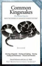 Common Kingsnakes by David Perlowin (2014, Paperback)