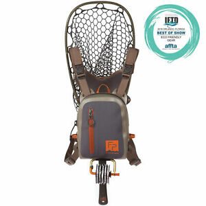 Fishpond Thunderhead Waterproof Fly Fishing Chest Pack Carry System - Shale