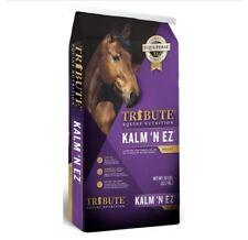 50 lb Kalm 'N Easy Pelleted Feed Horse Feed (bff) m18