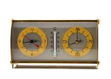 Air France Jaeger pendulette bureau laiton Air France clock