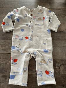 baby boy romper suit