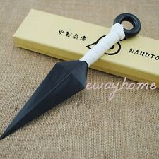 Anime Naruto Plastic Ninja Weapons Kunai Cosplay Costume Accessory Toy gift