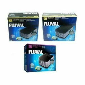 Fluval Q.5, Q1, Q2 Aquarium Air Flow Pumps, Quiet Reliable Fish Tank Oxygen Pump