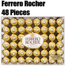 Ferrero Rocher Chocolate 48 pieces Gift Box Fine Hazelnut For Birthday Party