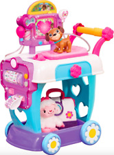 Disney Junior Doc McStuffins Toy Hospital Care Cart Nursery girls Set NEW in box