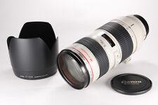 Canon EF 70-200mm f/2.8 L USM Lens for Canon EF Mount * Excellent *