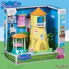 PEPPA PIG PRINCIPESSA PEPPA il giardino delle rose e TOWER CON SWING E ACCESSORI