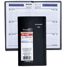 2022 At A Glance Dayminder Sk48 00 Weekly Pocket Planner 3 58 X 6 116