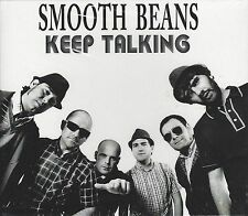 SMOOTH BEANS - KEEP TALKING - (brand new still sealed cd in slip case) - LQ058CD