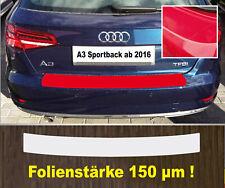 Original Audi A5 Typ F5 Ladekantenschutz Schutzfolie transparent 8W6061197