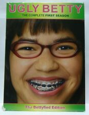 Ugly Betty - The Complete First Season DVD, 2007, 6-Disc Set, Bettyfied Edition