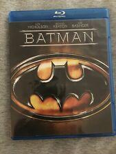 Batman (1989, Blu-ray) - Tim Burton, Michael Keaton, Jack Nicholson