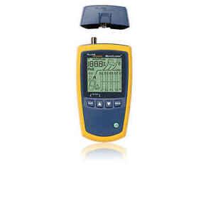 Fluke Networks MS2-100 MicroScanner2 Cable Verifier RJ-45 10/100/1000Base-T
