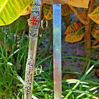 Knights Templar Cavalry Sword - Knight Sword Fencing Saber Ceremonial Masonic