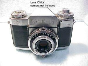 Zeiss Contaflex Pantar 45mm f2.8 Lens | Fits Alpha Beta Prima | $24 |