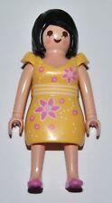 34848 Mujer vestido flores playmobil figura,figure