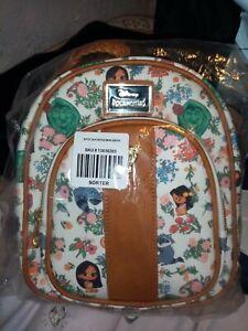Disney Pochahontas Loungefly Mini Backpack Chibi Bnwt