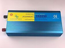 1500W Pure Sine Wave Power Inverter DC 12V/24V To AC 110v /220v